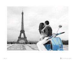 Paris Scooter - reprodukcja