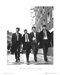 The Beatles In London - reprodukcja