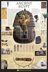 Starożytny Egipt - Dorling Kindersley - plakat