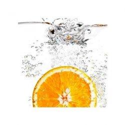 Pomarańcza w szklance - reprodukcja