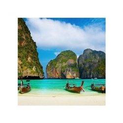 Tropikalna plaża, Maya Bay, Thailand - reprodukcja