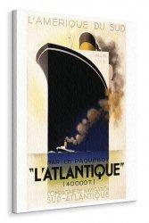L'Atlantique - Obraz na płótnie