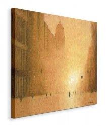 Morning Light - 5th Avenue - Obraz na płótnie
