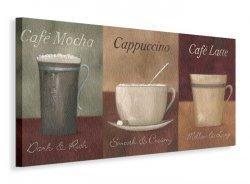 Café - Obraz na płótnie