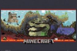 Minecraft Underground - plakat