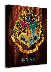 Harry Potter (Hogwarts Crest) - Obraz na płótnie