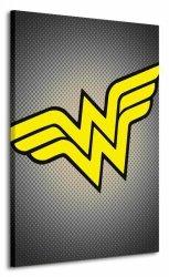 Dc Comics (Wonder Woman Symbol) - Obraz na płótnie