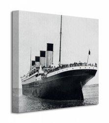Titanic (Stern View) - Obraz na płótnie