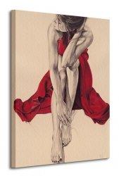 Red II - Obraz na płótnie