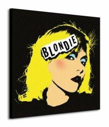 Blondie (Punk) - Obraz na płótnie