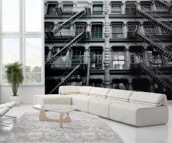 Fototapeta - New York Schody - 315x232cm