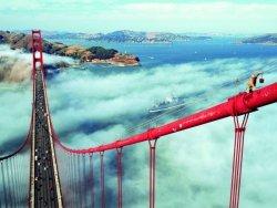 Golden Gate - San Francisco - reprodukcja