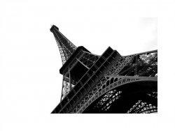 Paryż - Wieża Eiffel - reprodukcja