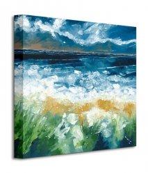 Sea and Blue Sky IV - Obraz na płótnie