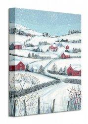 Winter Hill - Obraz na płótnie