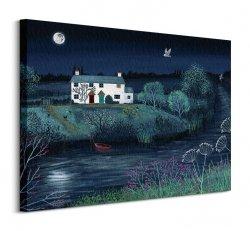 Moon River - Obraz na płótnie