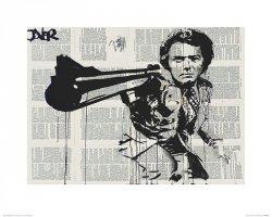 Clint Eastwood - reprodukcja