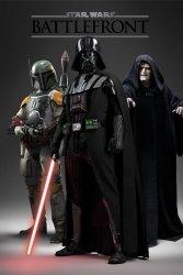 Star Wars Battlefront Darth Vader - plakat