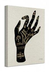 Palmistry - Obraz na płótnie