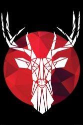 Deer - plakat na ścianę