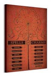 Obraz dla dzieci - Harry Potter (Spells & Charms)