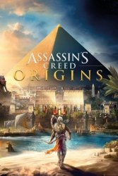 Assassins Creed Origins - plakat z gry