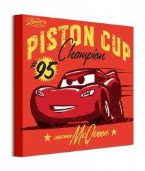 Cars 3 McQueen - obraz na płótnie