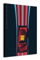 Cars 3 Piston Cup Champion - obraz na płótnie