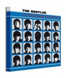 The Beatles A Hard Day's Night - obraz na płótnie