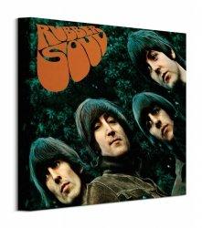 Obraz na ścianę - The Beatles Rubber Soul - 30x30 cm