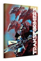 Transformers The Last Knight Dragons - obraz na płótnie