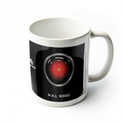 2001: A Space Odyssey (HAL) - kubek filmowy