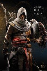 Assassin's Creed Origins Bayek - plakat