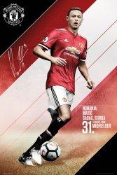 Manchester United Matić 17/18 - plakat