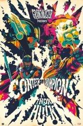 Thor Ragnarok Contest Of Champions - plakat