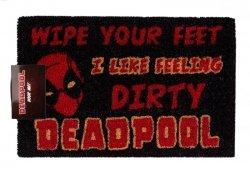 Deadpool: Dirty - wycieraczka