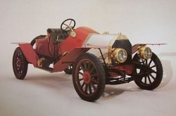Isotta Fraschini 4 HP - 1910 - reprodukcja