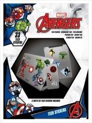Avengers Heroes - naklejki na laptopa