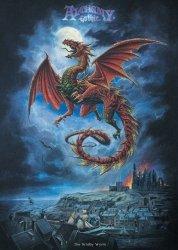 Alchemy (Whitby Wyrm) - plakat