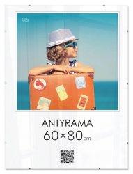 Antyrama z plexi 60x80 cm