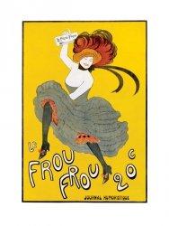 La Frou Frou - reprodukcja