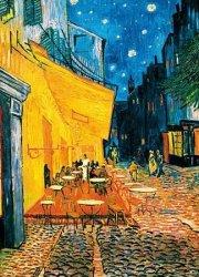 Fototapeta na ścianę - Nocna Kawiarnia - 183x254 cm