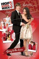 High School Musical 3 (Troy & Gabriella) - plakat