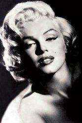 Marilyn Monroe (Glamour) - plakat