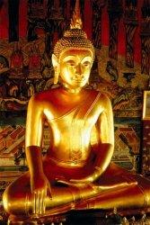Buddha - plakat