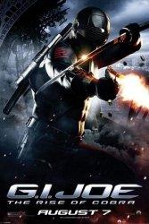 G.I. Joe (Snake Eyes) - plakat