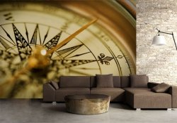 Fototapeta na ścianę - Kompas - 254x183 cm
