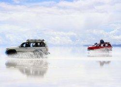 Fototapeta na ścianę - Boliwia, wyprawa po jeziorze - 254x183 cm