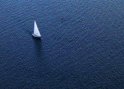 Fototapeta na ścianę - Jacht - 254x183 cm