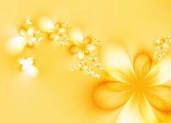 Fototapeta na ściane - Bukiet kwiatów - 254x183 cm